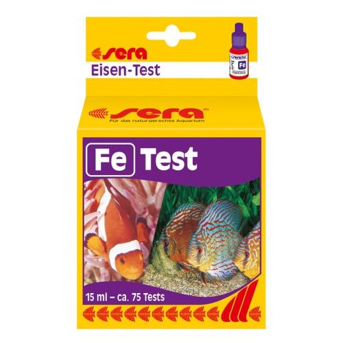 Sera iron test (Fe) - test na żelazo [15ml]