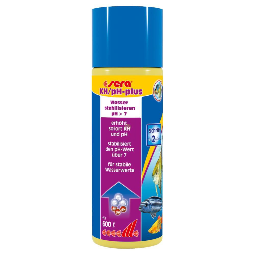 Sera KH/pH-plus [100ml] - uzdatniacz wody