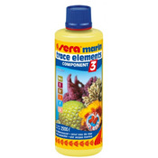Sera marin COMPONENT 3 trace elements Anionics [250 ml]