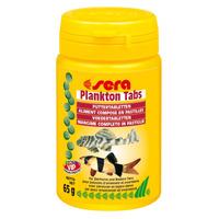 Sera Plankton Tabs [130 tabl.] - pokarm w tabletkach
