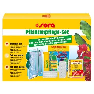 Sera Plant Care Set - zestaw pielęgnacyjny