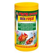Sera pond mix royal [20 l] - pokarm dla ryb stawowych