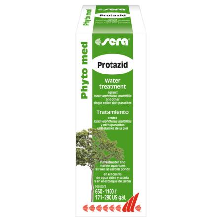Sera Preparat Phyto med Protazid [100ml] - lek na pasożyty skórne