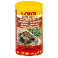 Sera raffy Mineral [250 ml] - pokarm dla gadów