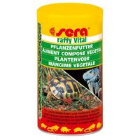 Sera raffy Vital [250 ml] - pokarm dla gadów