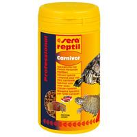 Sera reptil Professional Carnivor[250 ml] - pokarm dla gadów