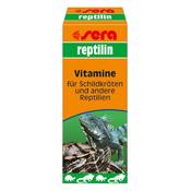 Sera reptilin vitamins[15 ml] - dla żółwi