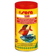 Sera san [100ml] - pokarm płatkowy dla ryb ozdobnych