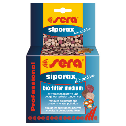 Sera Siporax bio active Professional 210g (500ml) - ceramika