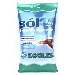 Sól akwarystyczna [100g] - bez jodu i antyzbrylaczy