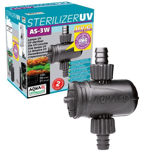 Sterylizator UV AS - [3W]