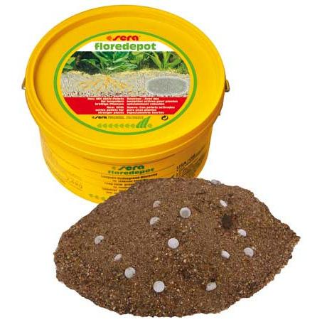 Substrat Sera Floredepot 4.7kg