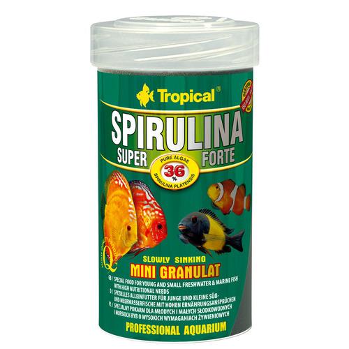 Super Spirulina Forte Mini Granulat [100ml] (60543)
