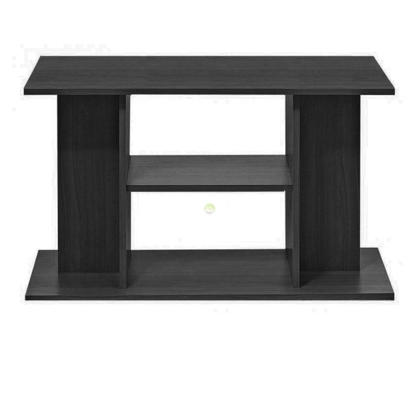Szafka Budget 60x30x60 prosta/profil - kolor czarny