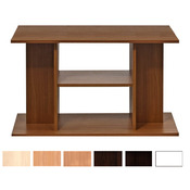 Szafka Budget 80x35x60 prosta/profil - kolory standard