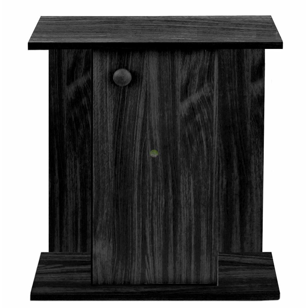 Szafka Comfort 60x30x67 prosta/profil - kolor czarny