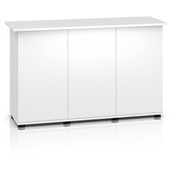 Szafka JUWEL Rio 240 SBX (121x41x73cm) - biała