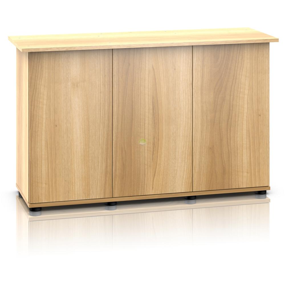 Szafka JUWEL Rio 240 SBX (121x41x73cm) - jasne drewno (dąb)