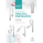 Szczoteczki Tube Brush VIV [4w1] - zestaw 4 szczoteczek