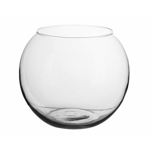 Szklana kula [13l] - wabi kusa/las w słoiku (30cm)