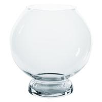 Szklana kula [4l] Z POSTAWĄ - wabi kusa/las w słoiku (250442)