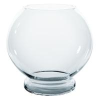 Szklana kula [5.5l] Z PODSTAWĄ - wabi kusa/las w słoiku (250443)