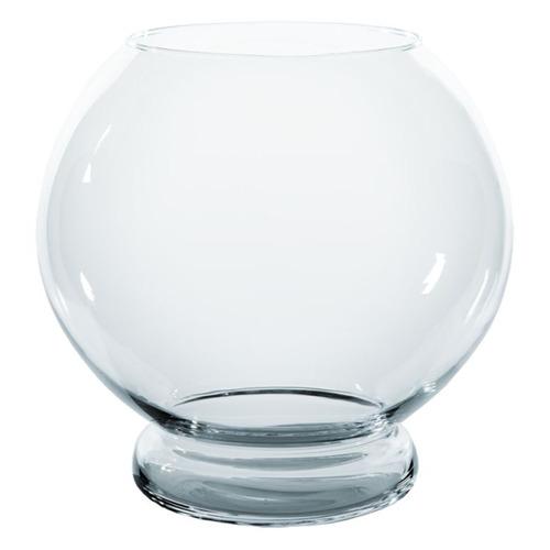 Szklana kula [8.5l] Z PODSTAWĄ - wabi kusa/las w słoiku (120096)