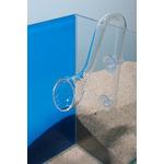 Szklana rurka wylotowa KIELICH [9/12mm]