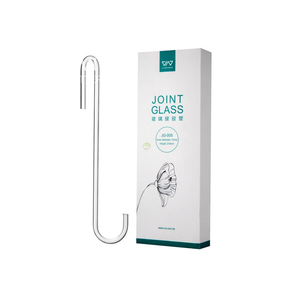 Szklane kolanko VIV Joint Glass J [12mm] - złączka