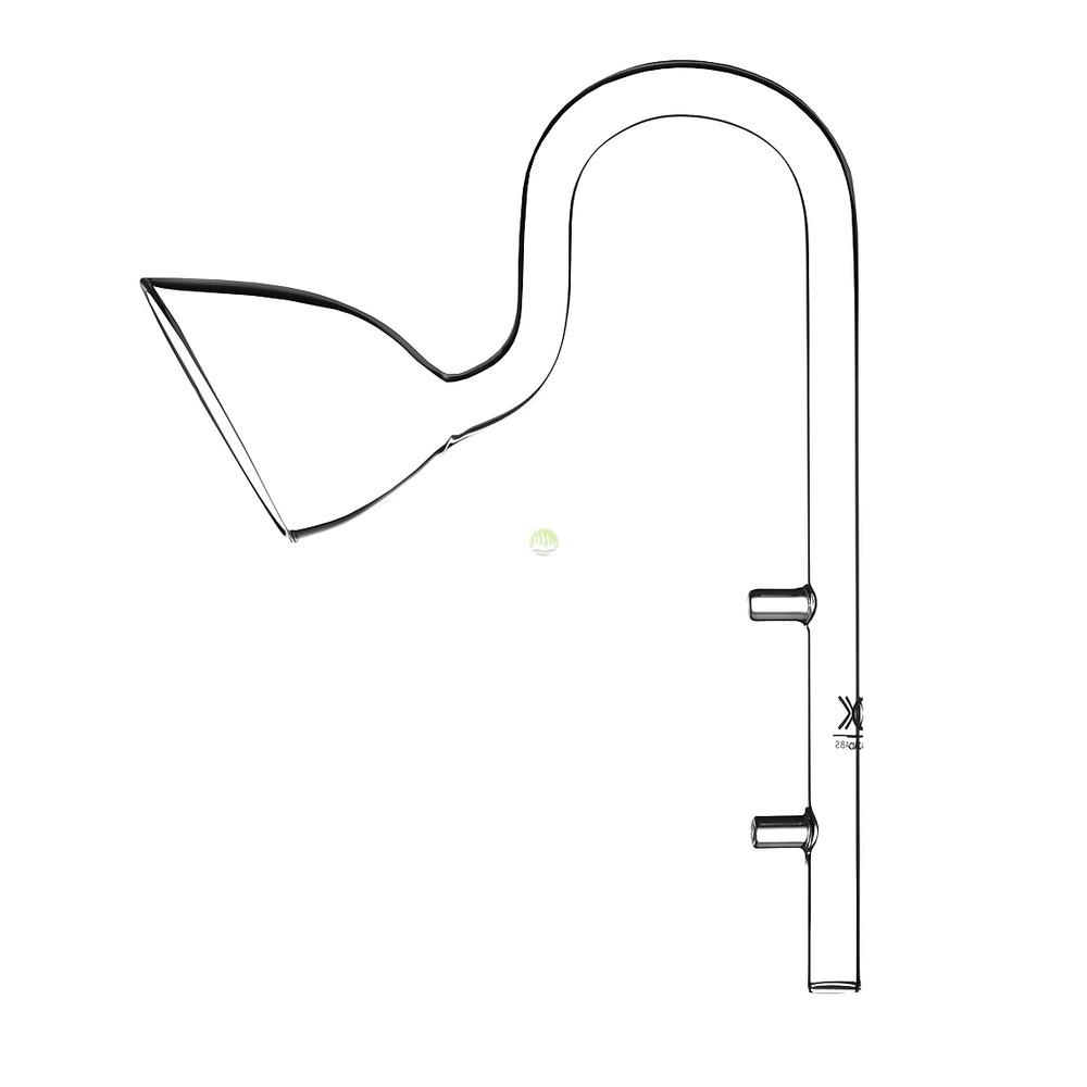 Szklany wylot wody CAL Efflux F2 outflow [12/16mm]