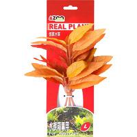 Sztuczna roślina ALTERNANTHERA 8 (CORAL) [22cm] - rośliny z miękkiego, tkanego materiałuS