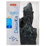 Sztuczna skała Zolux IDRO KIT BLACK STONE GM - z żywicy
