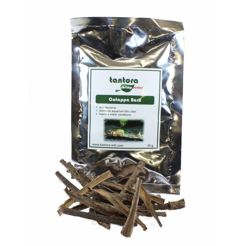 Tantora Cattapa Bark [15 szt] - kora ketapangu