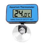 Termometr LCD z przyssawką AT-1
