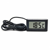 Termometr LCD z sondą PT-2