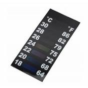 Termometr naklejany MINI LCD
