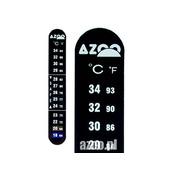 Termometra AZOO digital thermometer - naklejany na szybę