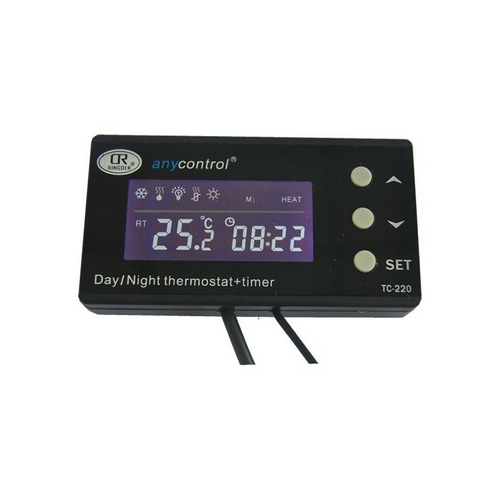 Termostat z programatorem Ringder TC-220