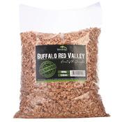 Terrario Buffalo Red Valley 5l - średnie zrębki olcha