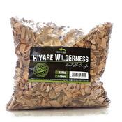 Terrario Hiyare Wilderness - duże zrębki bukowe