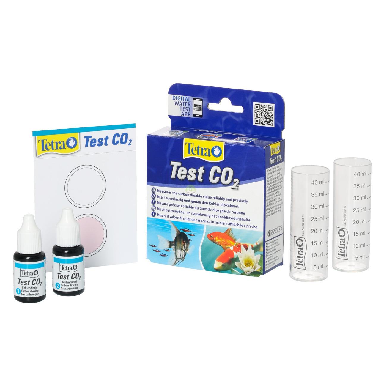 Tetra - Test CO2 Tetra - sklep akwarystyczny