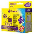 Test GH/KH (twardość ogólna i węglanowa)