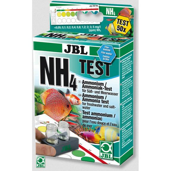 Test JBL NH4 (amoniak)