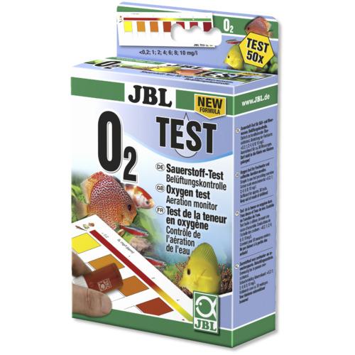 Test JBL O2 Oxygen Test-Set - pomiar tlenu
