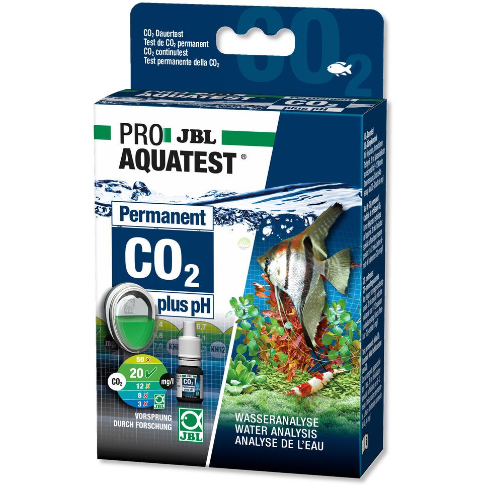 Test JBL ProAqua CO2 / PH [25 szt] - stały test CO2 i pH