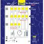 Test paskowy Tetra AlgaeControl 3in1 [25szt] - test na glony