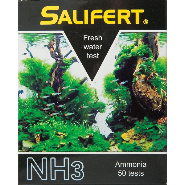 Test SALIFERT Freshwater NH3 Ammonia  - na amoniak