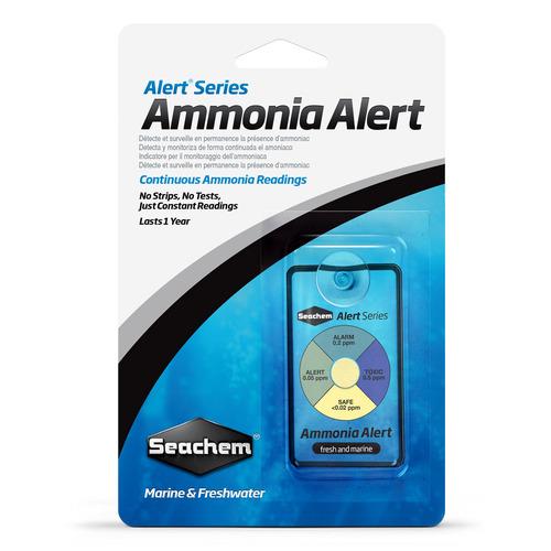 Test Seachem Ammonia Alert [12 mies] - stały test na amoniak