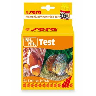 Test SERA NH4/NH3 (amoniak)