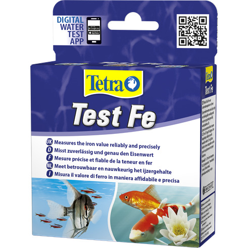 Test Tetra Fe - do pomiaru żelaza